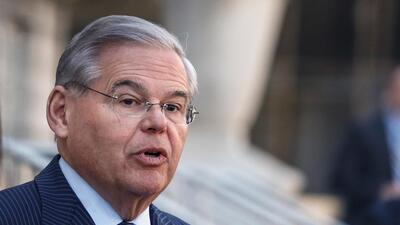 New Jersey Senator Bob Menéndez