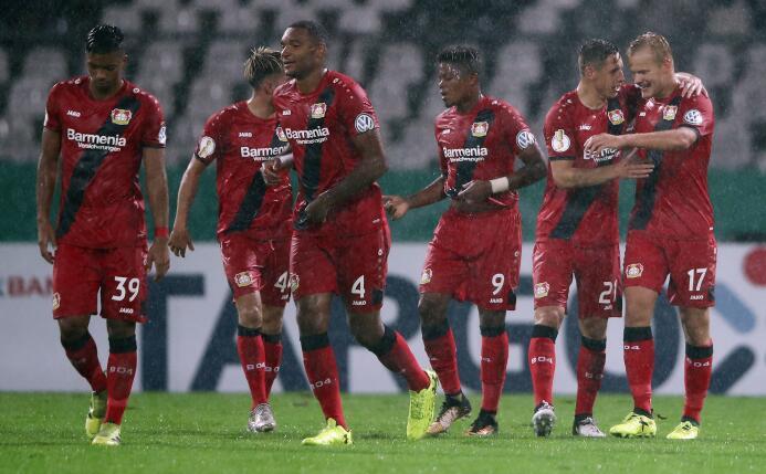 15. Bayer Leverkusen (Alemania)