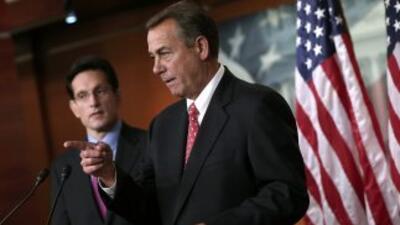 """""""Continuaremos trabajando con los colegas en la Cámara Baja y el Senado..."""