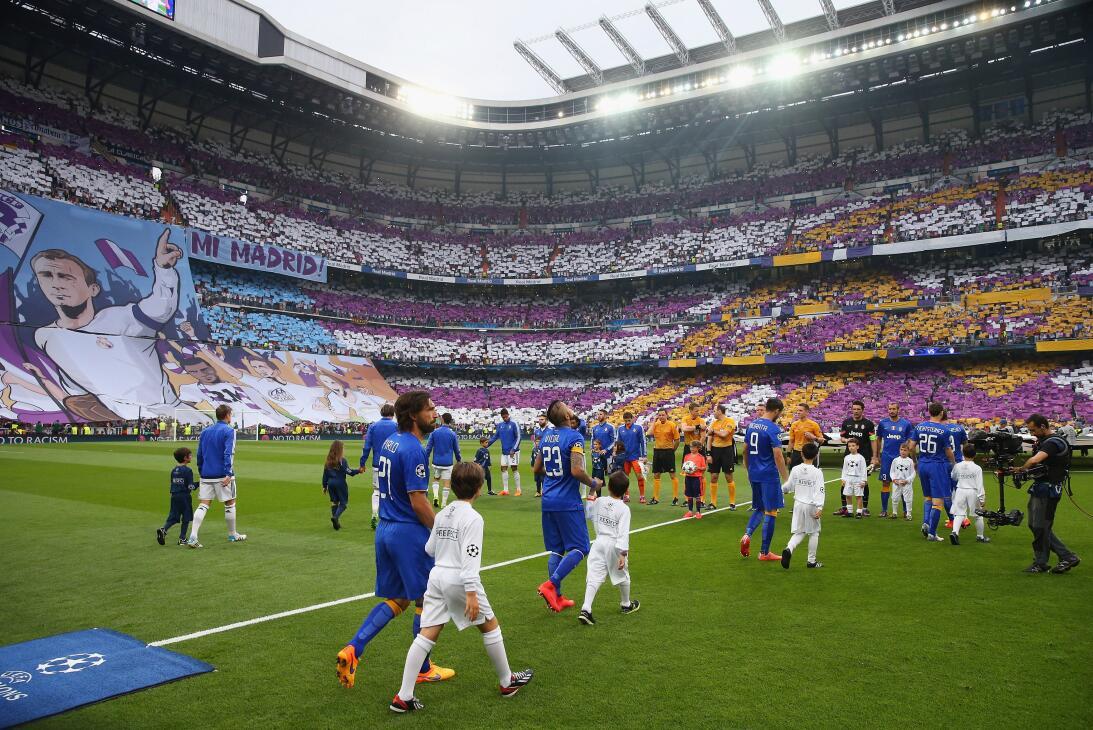 América y más mosaicos espectaculares en el fútbol mundial GettyImages-4...