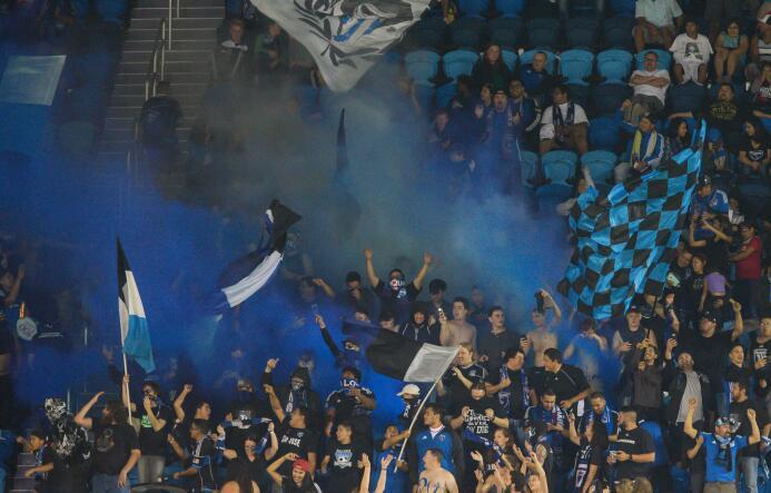 ¡Vuelve la MLS! Conoce a los aficionados de los 22 equipos de la liga SJ...