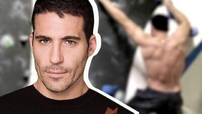 ¿Hombre araña o aráñame hombre?: esta escalada del actor Miguel Ángel Silvestre alborotó a sus fans