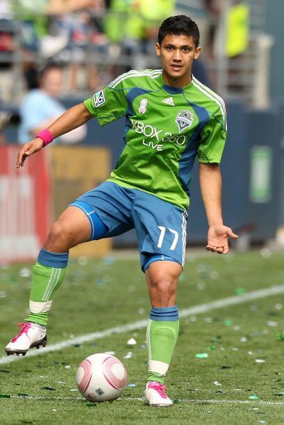 Antes de la MLS dejo su marca con el Deportivo Cali (22 goles) y Atlétic...
