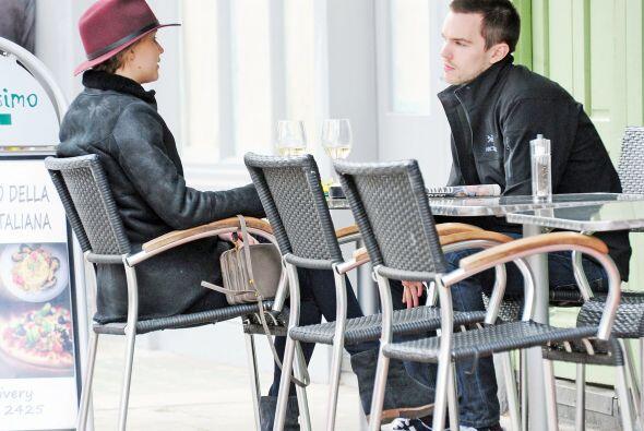 ¿Volveremos a verlos sentados uno junto al otro y de manita sudada?