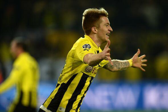 El Dortmund perdía 3-1 ante el Wolfsburg desde el primer tiempo, pero en...