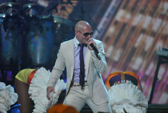 Durante sus pasadas presentaciones en Premios Juventud ha sido candela p...