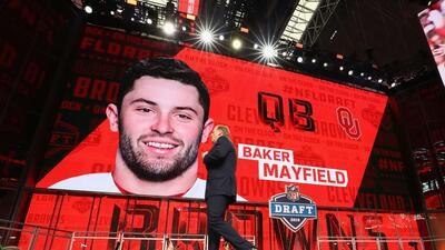En fotos: el espectacular debut de Baker Mayfield con los Cleveland Browns, y ganaron