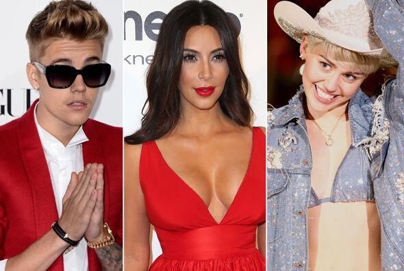 Forbes lanzó su lista de las celebridades más expuestas en los medios y...