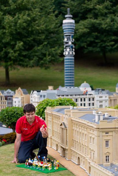 El parque Windsor ha recreado las fechas especiales para la familia brit...