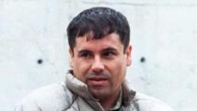 El narcotraficante más buscado del mundo, el 'Chapo' Guzmán.