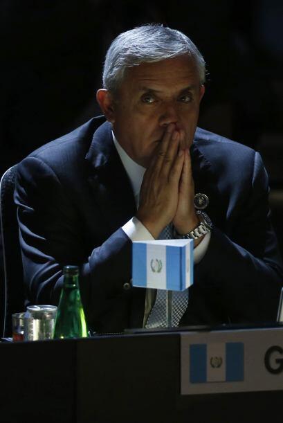 Un testigo implicó el jueves al presidente guatemalteco Otto Pérez Molin...