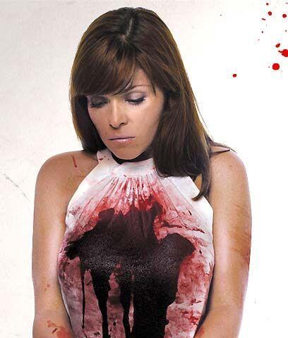 Sandra, TrepadoraCon tres meses de embarazo, Itatí Cantoral dio vida a u...