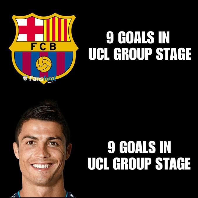 Cristiano Ronaldo marcó gol y los memes se rindieron a sus pies 24796546...