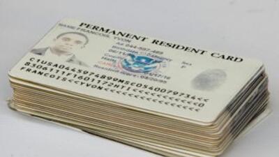 La codiciada 'green card' fue recibida por más de un millón de nuevos re...
