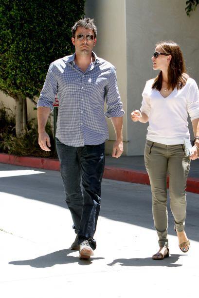 En el cumpleaños 33 de Garner, Affleck le propuso matrimonio a la actriz...
