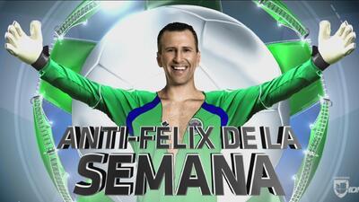 Sebastián Sosa es el protagonista  en ''El anti-Félix de la semana''