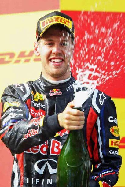 El alemán tendrá dos semanas para prepararse en la próxima carrera.