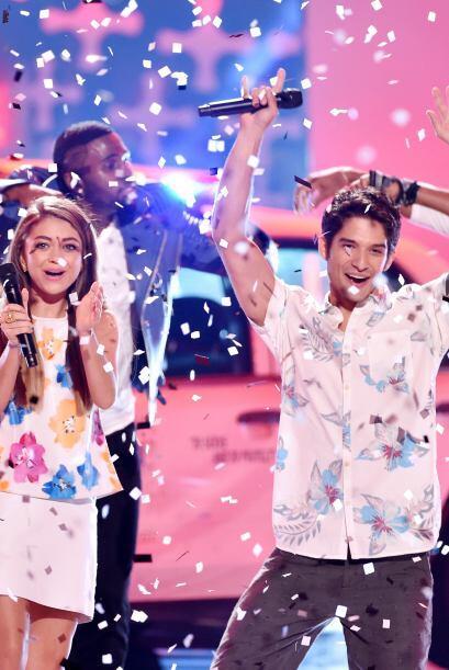 Este año los Teen Choice Awards 2014 no defraudaron con su diversión y s...