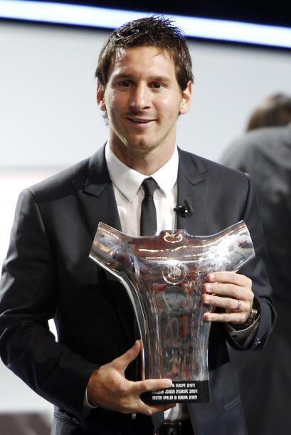 Todos apostaban por el premio para 'Leo' y así fue.