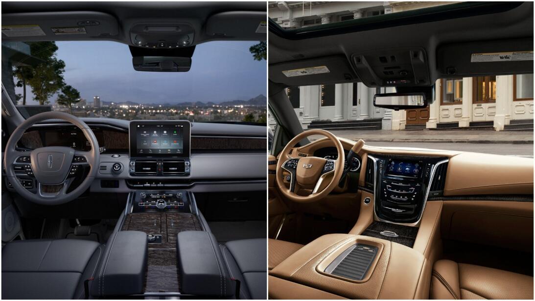 Sea usted el juez: Lincoln Navigator vs. Cadillac Escalade pjimage-7.jpg