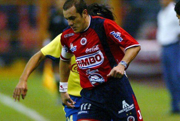En este encuentro el 10 del Veracruz no se haría presente en el marcador...