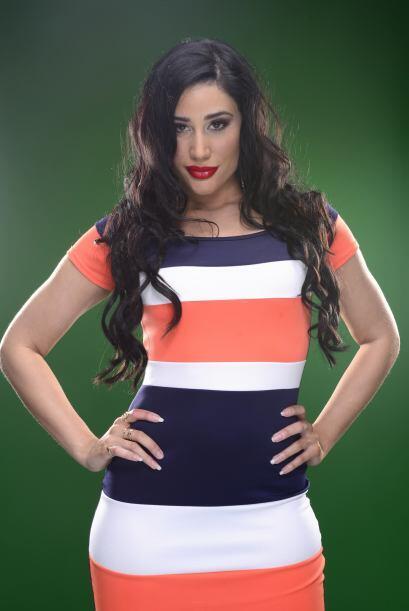 Geissie es una despampanante chica de raíces cubanas con sensual...