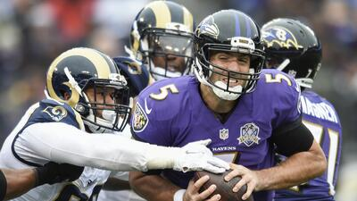 Ravens 16-13 Rams: Dramático y doloroso triunfo de Ravens (video)