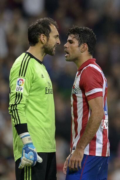 Al contragolpe el Atlético pudo matar el partido, pero la falta de punte...