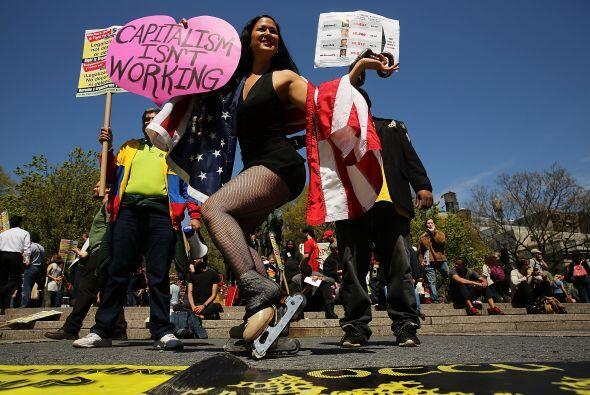 Día del Trabajador: En Nueva York, y en otras partes del país, miles de...