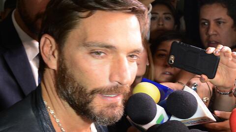 Julián Gil pide a la corte en México una rebaja en la cuota de manutenci...