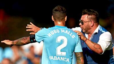 Celta de Vigo sorprende y cesa a Antonio Mohamed de su banquillo