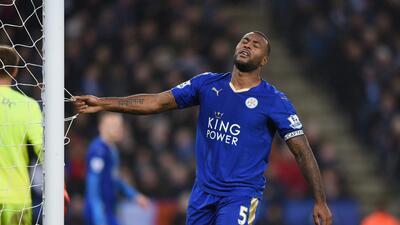Leicester no pasó del empate sin goles