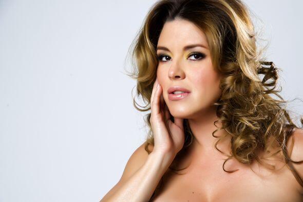 Alicia Machado anunció a principios de este año que padeció cáncer en 2013.