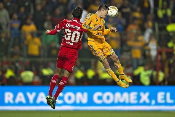 Pero los goles de visitante representan para el Toluca la obligación de...