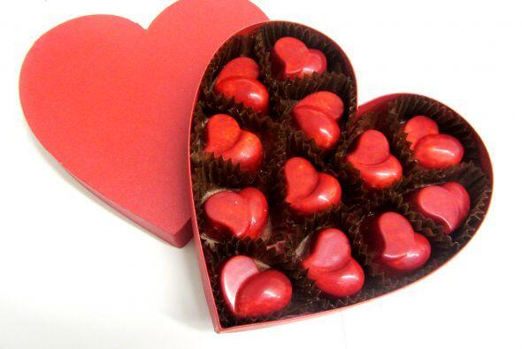 Chocolates para San Valentín. Fuga Chocology