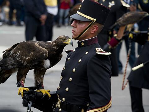 Desfile Militar México 2015