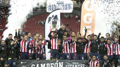 Chivas fue más grande que Boca Juniors en el 'Duelo de Gigantes'