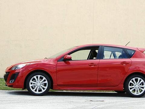 El Mazda3 es el modelo más exitoso de la compañía e...