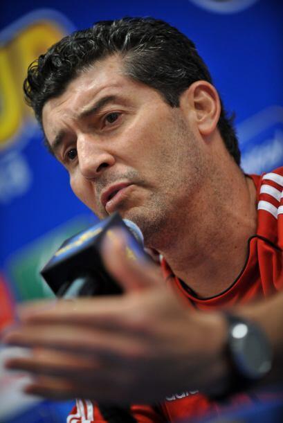 Como jugador fue campeón en la temporada 1986-1987 con el Guadalajara, c...
