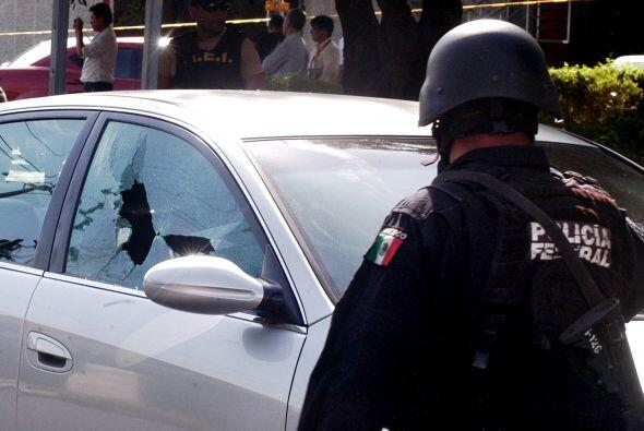 Las autoridades de la norteña entidad mexicana de Nuevo León desmantelar...