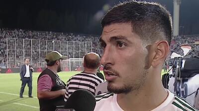 """'Pocho' Guzmán y el 2-0 ante Argentina: """"Ellos tienen una y la meten, por eso cobran lo que cobran"""""""
