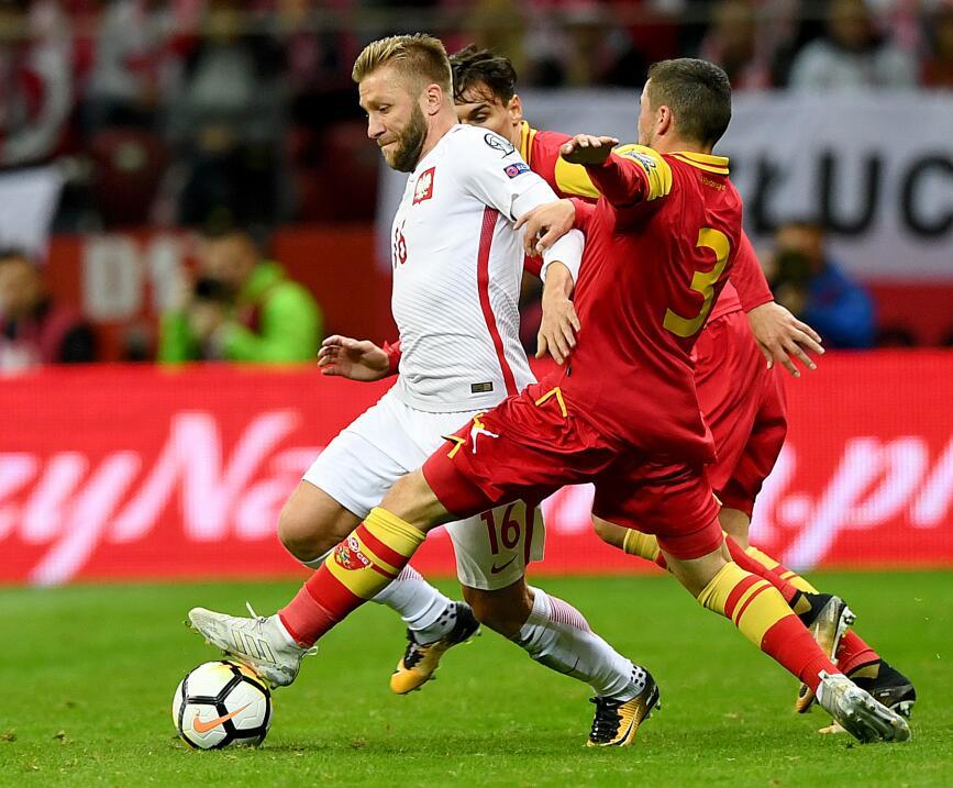 Polonia empató con Uruguay en amistoso gettyimages-859027622.jpg