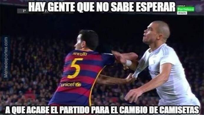 Los memes del triunfo del Real Madrid sobre Barcelona en el Camp Nou 135...