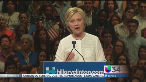Resultados favorecen a Clinton en California