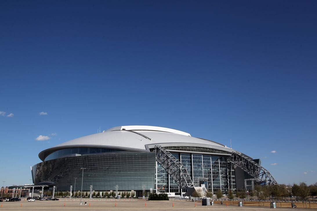 AT&T Stadium: Momentos que hicieron historia en uno de los estadios favo...