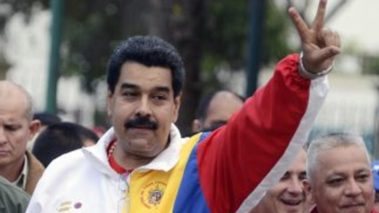 El presidente Nicolás Maduro emitió un mensaje tras la jornada electoral...