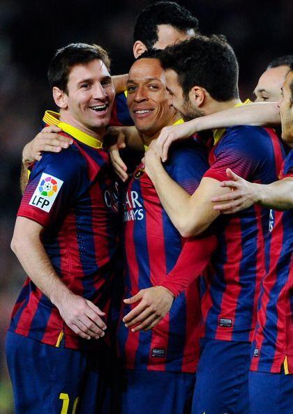 habían dudas del juego del Barcelona en sus últimos partidos, pero ante...