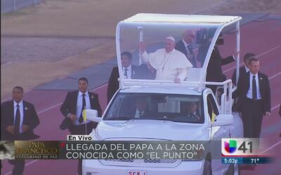 Ciudad Juárez, lista para el mensaje del papa
