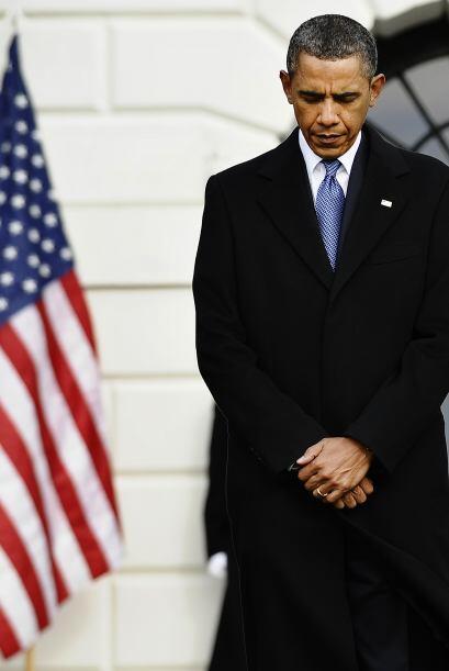 El presidente Barack Obama calificó el hecho como una 'tragedia nacional...