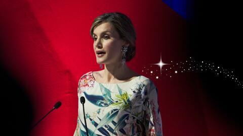 El vestido estampado de Zara que esta semana causó revuelo en la...